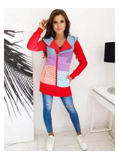 Moteriškas džemperis Sima (Raudonas)