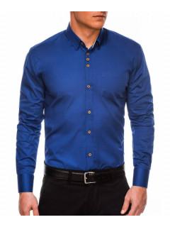 Vyriški marškiniai ilgomis rankovėmis Jaiden