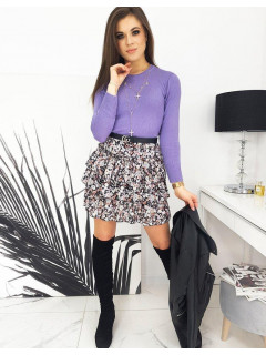 Megztinis (violetinės spalvos) Evelin
