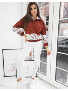Džemperis (bordinės spalvos) Tessa