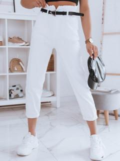 Moteriški džinsai (baltos spalvos) Derena