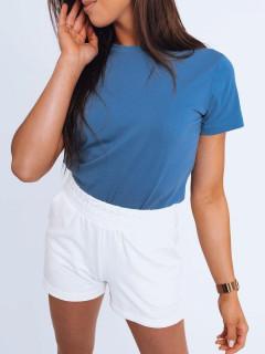 Moteriški marškinėliai (mėlyni) Sarra