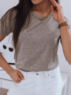 Moteriški marškinėliai (šviesiai pilki) Dana