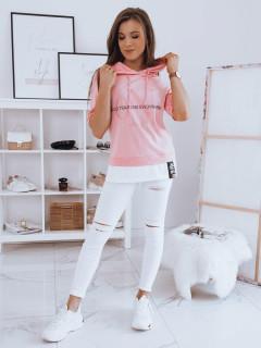 Moteriški marškinėliai (Rožiniai) Demira
