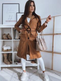 Moteriškas paltas (Rudas) Ninna