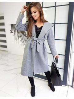 Moteriškas paltukas Dasy (šviesiai pilkos spalvos)