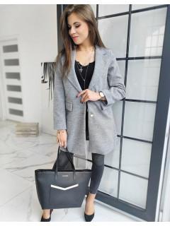 Moteriškas paltukas (šviesiai pilkos spalvos) Elena