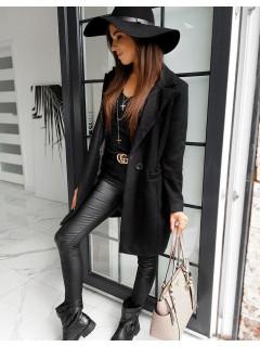 Moteriškas paltas Evelina (Juodas)