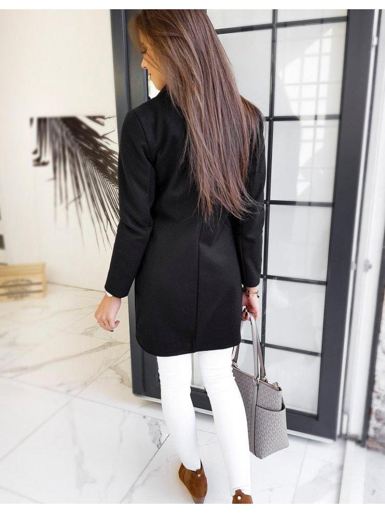 Moteriškas paltukas Jullia (Juoda)