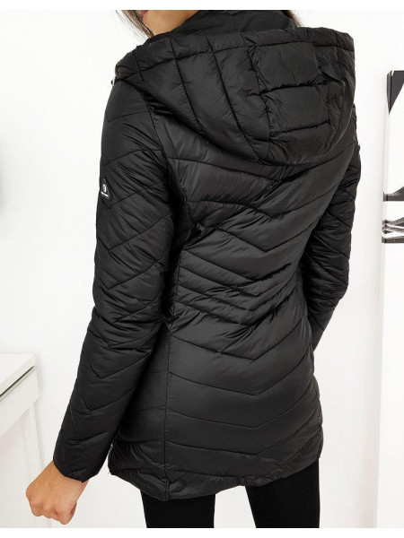 Moteriška striukė Adela (juodos spalvos)