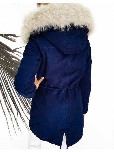 Moteriška striukė damska Destiny (Tamsiai mėlyna)