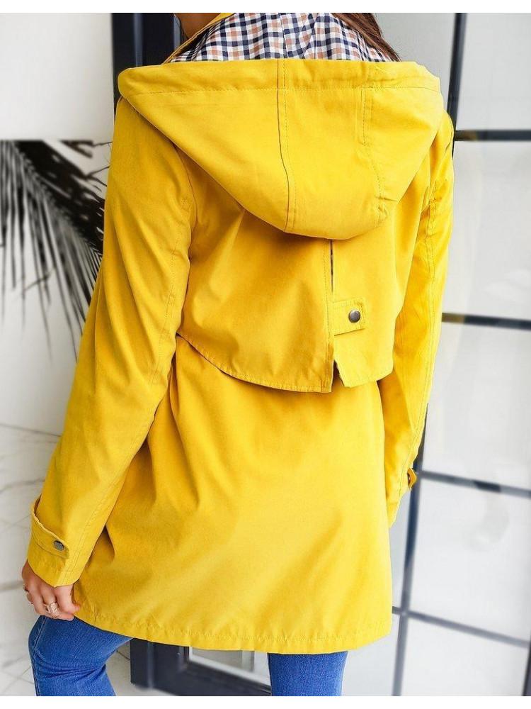 Moteriška striukė Amber (geltona)