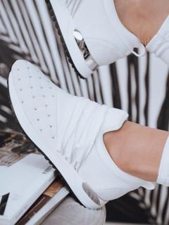 Sportiniai bateliai (baltos spalvos) Denisa