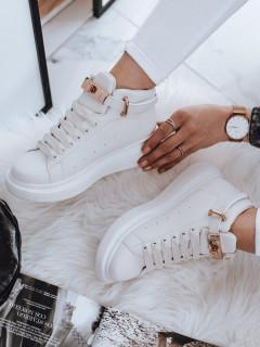 Laisvalaikio batai (baltos spalvos) Angel