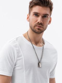 Vyriški marškinėliai (Balti) Julian
