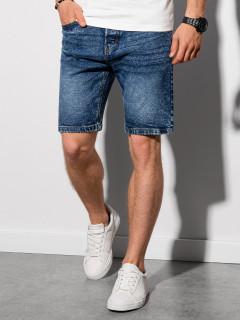 Vyriški džinsiniai šortai W305 (mėlyni) Bartley