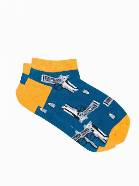 Vyriškos kojines U173 (mėlynos)