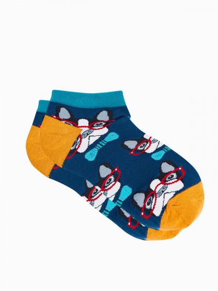 Vyriškos kojines U175 (mėlynos)