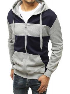 Vyriškas džemperis (šviesiai pilkos spalvos) Enrico