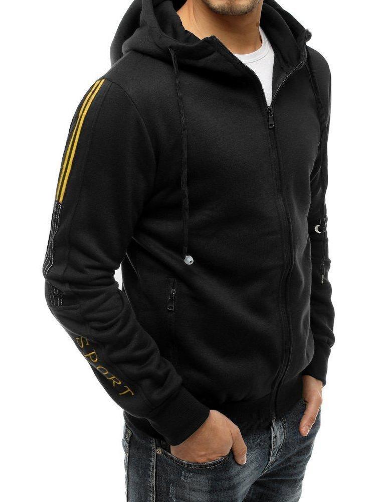 Vyriškas džemperis (Juodas) Adam