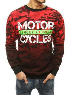 Vyriškas džemperis (Raudonas) Timm