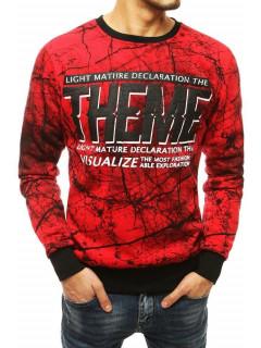 Vyriškas džemperis (Raudonas) Peter