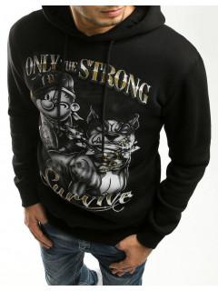 Vyriškas džemperis (Juodas) Kemo