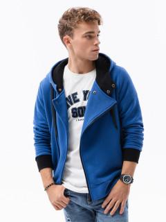 Vyriškas megztinis Felipe (Mėlynos spalvos)