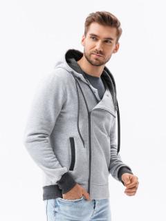 Vyriškas džemperis Jase (Pilkos spalvos)
