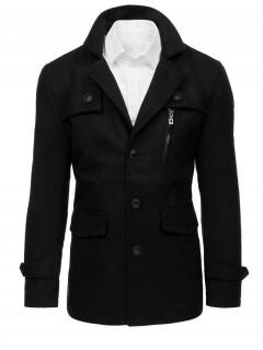 Vyriškas paltas Myles (Juodos spalvos)