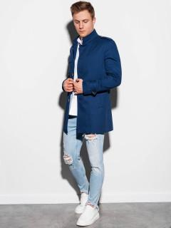 Vyriškas paltas Keary (tamsiai mėlynos spalvos)