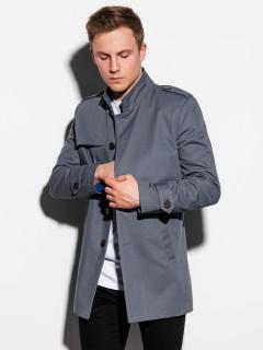Vyriškas paltas Keary (pilkos spalvos)