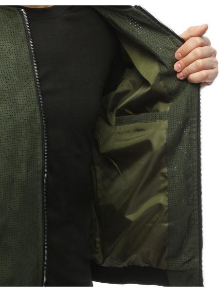 Vyriška striukė (Žalia) Aden