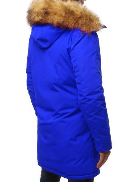 Vyriška žieminė striukė Migel (Mėlyna)