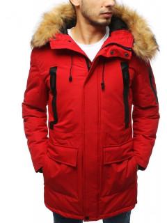 Vyriška žieminė striukė Peter (Raudona)