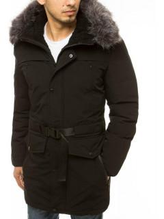 Vyriška žieminė striukė (Juoda) Tonny