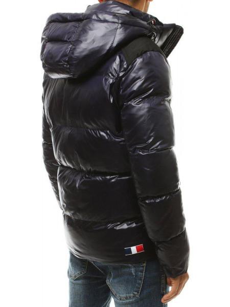Vyriška žieminė striukė Hubert (Tamsiai mėlyna)