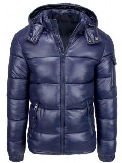 Vyriška žieminė striukė (Tamsiai mėlyna) Nigel
