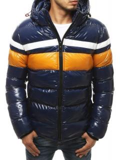 Vyriška žieminė striukė Tim (Tamsiai mėlyna)