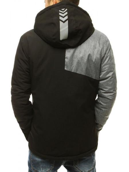 Žieminė striukė (juoda) Mark