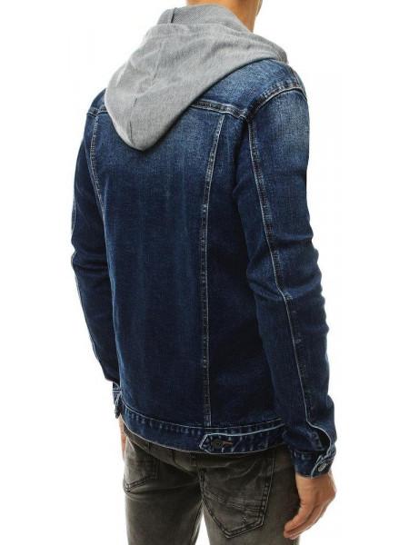 Vyriška džinsinė striukė Adam
