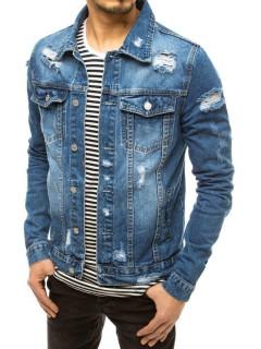 Vyriška džinsinė striukė (Mėlyna)