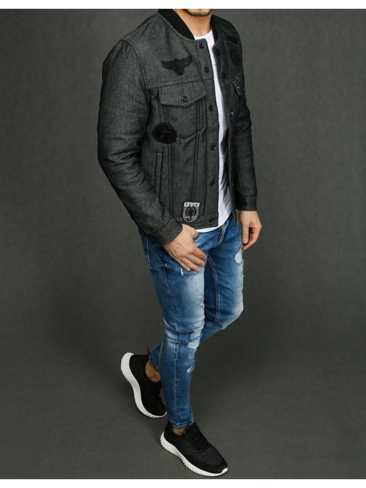 Vyriška džinsinė striukė Dexter