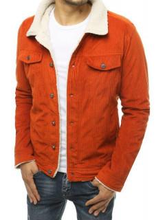 Vyriška rudeninė striukė Oliver (Oranžinė)