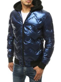 Vyriška rudeninė striukė Damien (Tamsiai mėlyna)