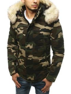 Vyriška žieminė striukė (Žalia) Preston