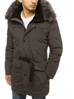 Vyriška žieminė striukė (Pilka) Tomm
