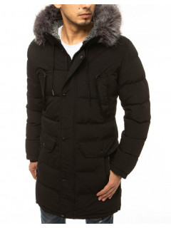 Vyriška žieminė striukė (Juoda) Raull