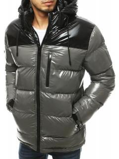 Vyriška žieminė striukė (Pilka) Greg
