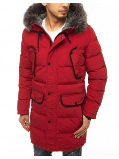 Vyriška žieminė striukė (Raudona) Harry